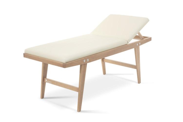 Lettino Da Massaggio In Legno Fisso.Lettino Professionale In Legno Fisioterapia Tecno Medica